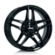 ATS Mizar 7.5-16(5-112)et45 66.5 Diamond Black (MZ75645M82-6)