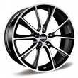 BBS SV007 9-20(5-120)et35 82 Satin Black Diamond Cut (0561374#)