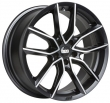 BBS XA0102 8.5-19(5-112)et46 82  Black Diamond Cut (0362633#)
