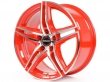 Borbet XRT 8.5-19(5-112)et35 72.5 Red Front Polished (222035)