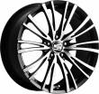 MSW 20/5 8-17(5-112)et35 73.1 Matt Black Full Polished (W1916550259) d-PLY