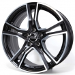 OZ Adrenalina 8-17(5-112)et35 75 Matt Black Diamond Cut (W8501420254) d-L
