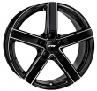 ATS Emotion 7.5-17(5-112)et47 70.1 Diamond Black Front Polished  (EM75747B73-1)