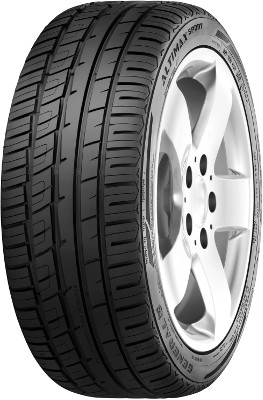 255/35-18 GENERAL TIRE Altaimax Sport 94Y XL